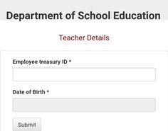 Ap Teacher Transfers Apply Online Application Form Web Option