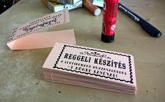 DIY - Kuponfüzet - All about redkatie Couple Gifts, Happy Birthday, Presents, Scrapbook, Diy, Wedding, Relationships, To Draw, Happy Brithday