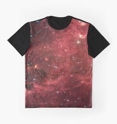 Have you guys seen our graphic tees yet? Every inch is covered in art so you can make designs as vast as space itself.