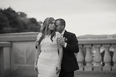 Elopement Wedding by Ottawa Wedding Photographer Joey Rudd Photography Majors Hill Chateau Laurier Sunset