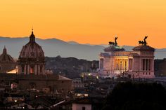 The world is waking outside my window. Rome by Angelo Ferraris on 500px