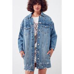 804d70e2f428 BLANKNYC High Voltage Studded Denim Jacket (8