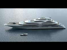 $444 Million Privilege One Superyacht
