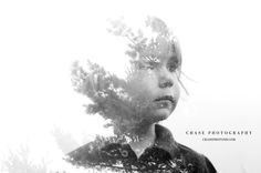 Remember to Play ~  Double Exposure | Chase Photography  #newhampshire #child #photographer #art #play