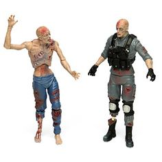 The superheroes on your desk have received a new mission to eliminate the zombies. If you're curious, let's go on checking the World War Z themed action figures Brad Pitt, Marc Forster, Zombie Survival Guide, Zombie Gifts, Geek Toys, Used Video Games, Movie Props, Niece And Nephew, Tin Toys