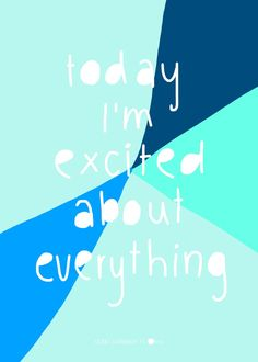 Studio Stationery Blog | #quote #blue #stationery