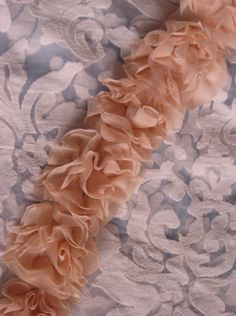 Hey, I found this really awesome Etsy listing at https://www.etsy.com/listing/168189112/chiffon-ruffled-lace-trim-ruffled-trim