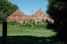 """Old Farmershouse 1894, type """"Saksische Boerderij""""   / Village: Bellingwolde"""