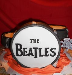 The Beatles Cake by Violeta Glace