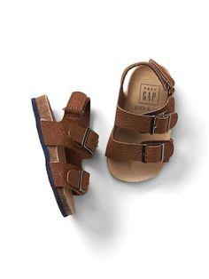 Buckle strap sandals | Gap