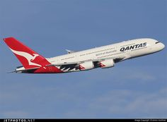 Photo of VH-OQL Airbus A380-842 by simon mortimer