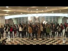 Les Miserables One day more flashmob in Seoul,Korea / 레미제라블 one day more...