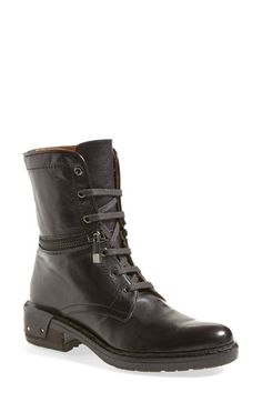 Alberto Fermani 'Tolve' Combat Boot (Women) available at #Nordstrom
