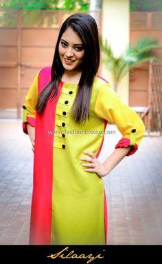 Silaayi Casual Wear Kurtas 2013 for Girls and Women
