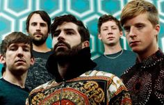 When Hotchip remixes the song : Number, by Foals. Amazing !