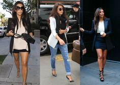 O estilo da Kim Kardashian! - Moda it