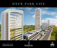 Şehrin önemli noktalarına yakın konumu, trafik ve park sorununa uzak çalışma alanları ile Onur Park Life İstanbul'da, iş hayatınızda rahatlık ve konforu yaşayacaksınız.   Üstelik şimdi, %5 PEŞİNAT, 0 FAİZ, 84 AY VADE avantajıyla!