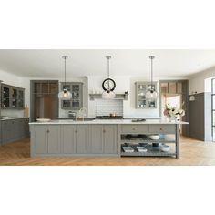 deVOL Kitchens make the Classic English Kitchen, Shaker Kitchen and Air kitchens. Shaker Style Kitchen Cabinets, Shaker Style Kitchens, Kitchen Cabinet Styles, Shaker Kitchen, New Kitchen, Kitchen Ideas, Kitchen Island, Shaker Cabinets, Kitchen Decor