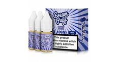 Cream Puff- Blueberry 120ml - £6.00  (old price £21.99) Swamp Thang, Pudding Flavors, Jolly Rancher, Profiteroles, Handmade Frames, Strawberry Jam, Vape Juice, Strawberries And Cream, Blueberry
