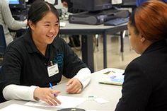 Philip Sala and Burton Academic High School in San Francisco has a free tax assistance site where students volunteer become certified tax preparers and help low income families in the area.