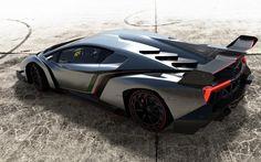Cars 2013 Lamborghini Veneno