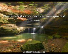 Página de Meditation Techniques