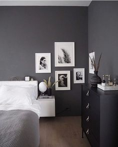 my stories was a big yes to see my bedroom styled completely.- my stories was a big yes to see my bedroom styled completely. my stories was a big yes to see my bedroom styled completely. Grey Bedroom Decor, Room Ideas Bedroom, Home Bedroom, Bedroom Wall, Living Room Decor, Ikea Bedroom, Girls Bedroom, Grey Bedroom Design, Grey Bedrooms