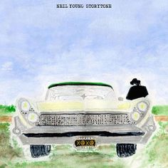 Neil Young album Storytone