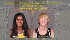 Spartans place two on HCAC weekly honors list