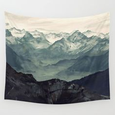 Buy Mountain Fog Wall Tapestry by micaeladawn. Worldwide shipping available at Society6.com. Just one of millions of high quality products available.