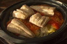 Cómo preparar merluza al vapor con salsa de limón con Thermomix « Trucos de cocina Thermomix