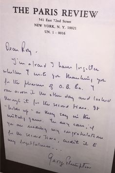 Paper Lions: George Plimpton, my mom, and me George Plimpton, Columbia City, Letter I, Little My, My Mom, Lions, Public, Thankful, Author