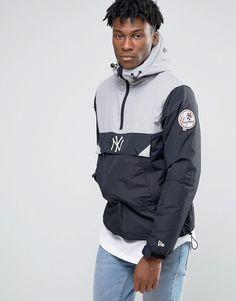 Image 1 ofNew Era Yankees Overhead Jacket