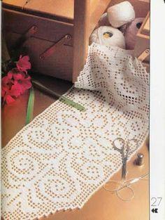 Filomena Crochet e Outros Lavores: Caminho magnifico