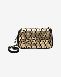 Jerome Dreyfuss Bobi Rivet Shoulder Bag | Shop IntermixOnline.com