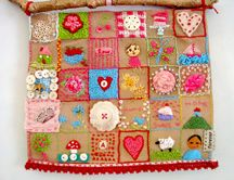 Crafting project featured at the last MEHC Workshop Embroidery Sampler, Types Of Embroidery, Cross Stitch Embroidery, Hand Embroidery, Embroidery Hoops, Embroidery Ideas, Sewing Projects, Craft Projects, Craft Ideas