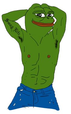 For The Love Of Pepe