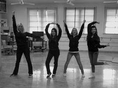 My girls!  The best dance team ever