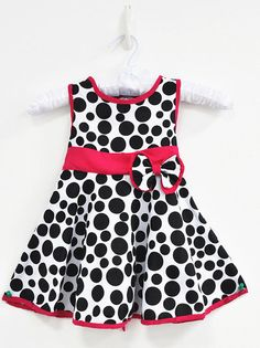 1pc Baby Girl Toddler Kids Children Cotton Dot Cute Summer Bowkot Dress 1-5Y  #DressyEverydayHoliday