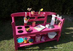Sommerküche Diy : Sommerküche bauen matschküche bauen wasserspielküche