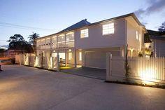 Garage/verandah