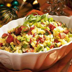 24 Thanksgiving Food Ideas With Recipes = cajun-corn