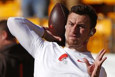 Despite Mike Pettine's Best Effort, Johnny Manziel Starting Rest of Browns Season - https://movietvtechgeeks.com/despite-mike-pettines-best-effort/-It's here—the Johnny Manziel era in Cleveland is finally here! Despite his blatant hatred of Johnny Boy, Cleveland Browns head coach Mike Pettine finally gave into pressure from the fans, the media, the players