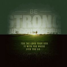 GOD is ALWAYS by your side.... never fear trust the Lord and have faith in all you do threw HIM that is WITHIN you!