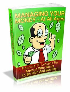 AAA+++++Managing Your money At all ages+++++AAA by Cony. $2.16. Author: Cony. 15 pages