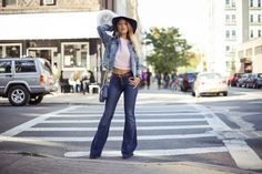 Denim Obsession - wearing #HudsonJeans thanks to @zappos #ootd #Fashion #Look #Style #Jeans #Outfit #Style