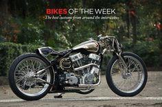 The best custom motorcycles of the week - Bike EXIF