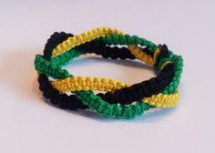 three-color bracelet