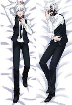 Anime 10 COUNT Otaku Yaoi Fandom Bedding Pillow Case Cover Dakimakura Hugging #8