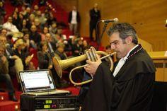 Paolo Fresu dottore in Psicologia honoris causa!  Musica: binomio magico. :-D